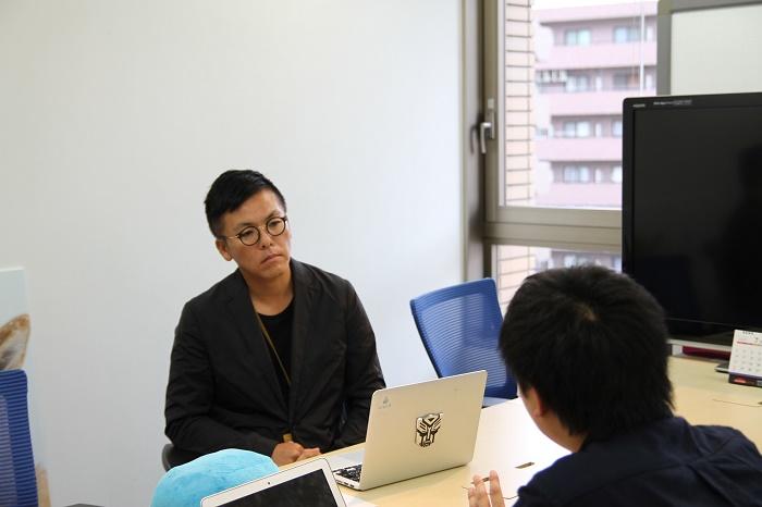 山下社長インタビュー写真1